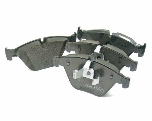 Disc Brake Pad Set Genuine For BMW 34116780711