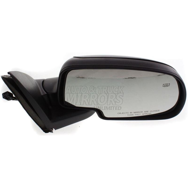 99-06 Chevrolet Silverado Pickup Suburban Driver Side Mirror Replacement