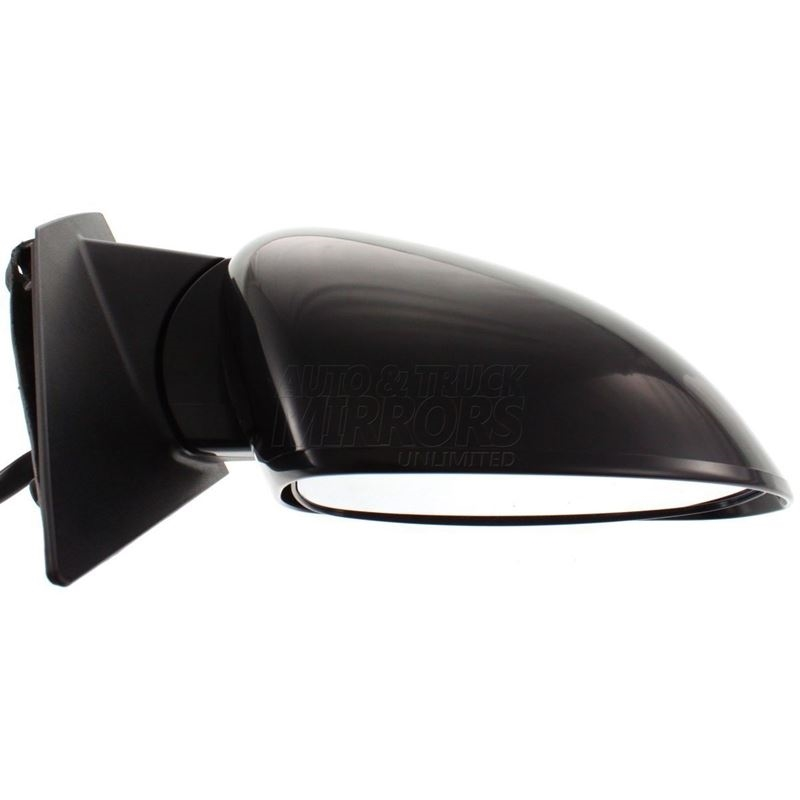 Heated 08-12 Buick Enclave Driver Side Mirror Replacement Manual Folding