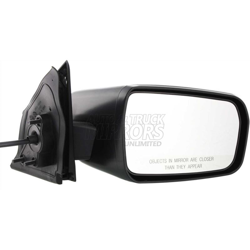Textured Black GALANT 04-08 MIRROR RH Non-Folding Non-Heated Power